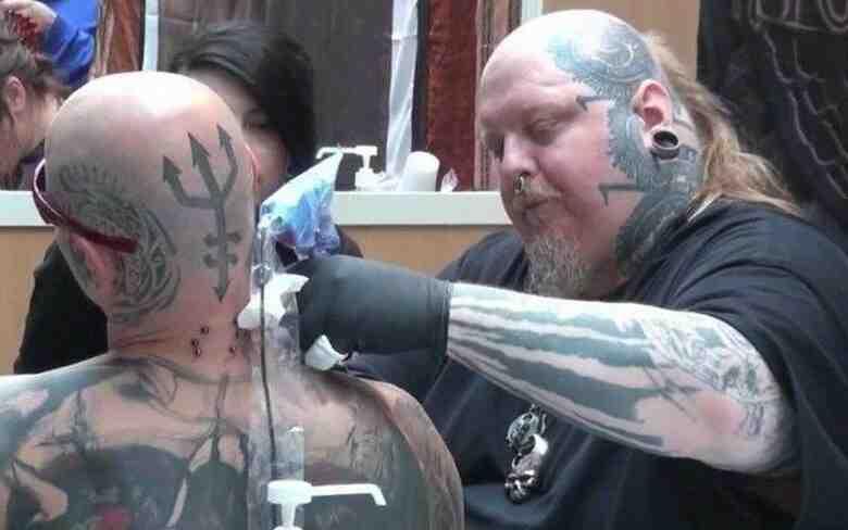 Comment ça se passe pour faire un tatouage ?