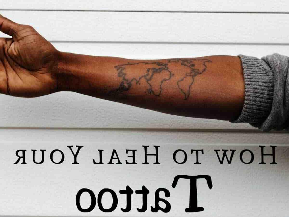 Comment donner du relief à un tatouage