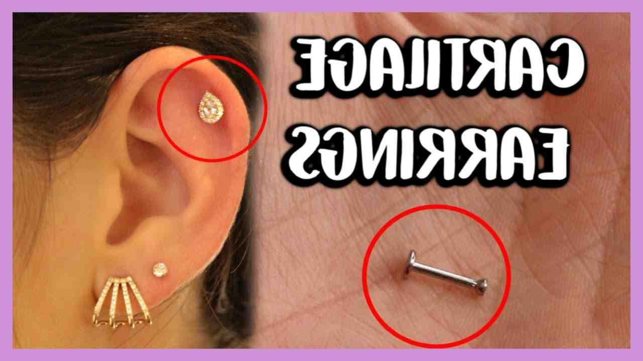 Comment insérer une boucle d'oreille alors qu'elle n'entre plus dans le trou