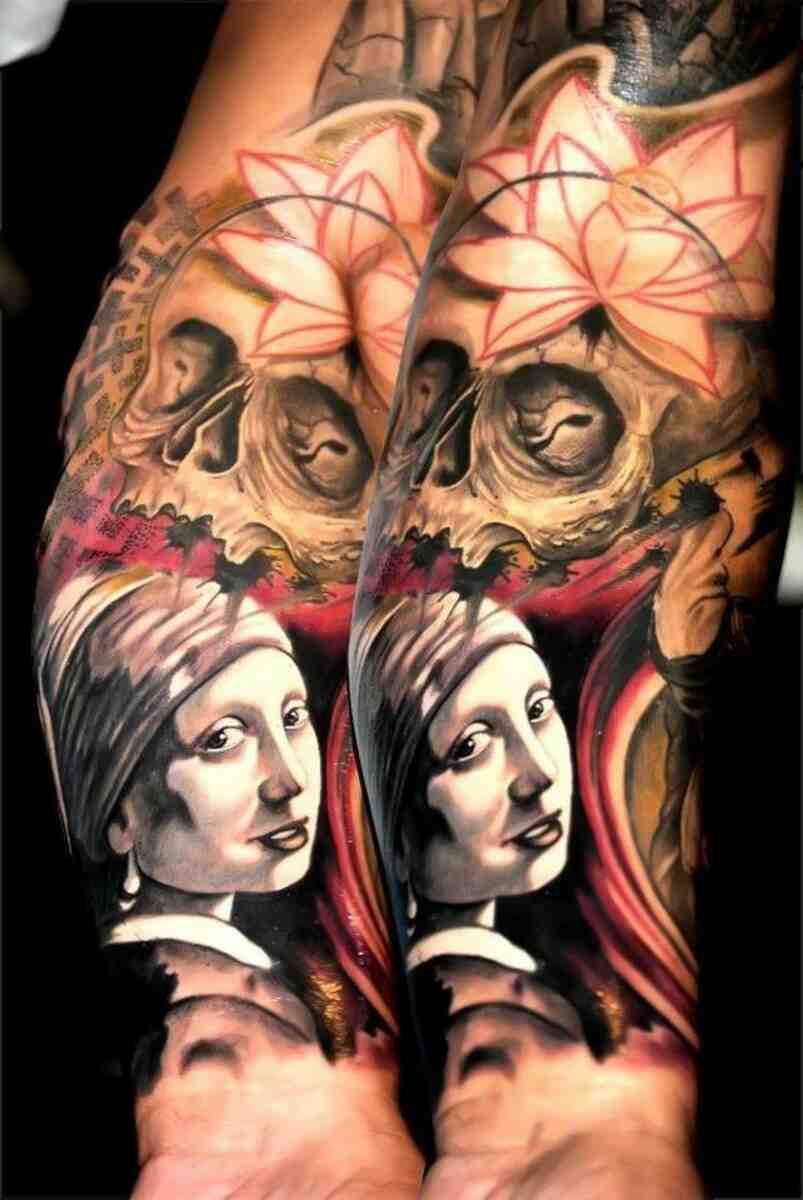 Comment on fait un tatouage à la maison ?