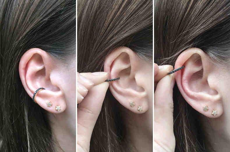 Comment porter un ear cuff ?