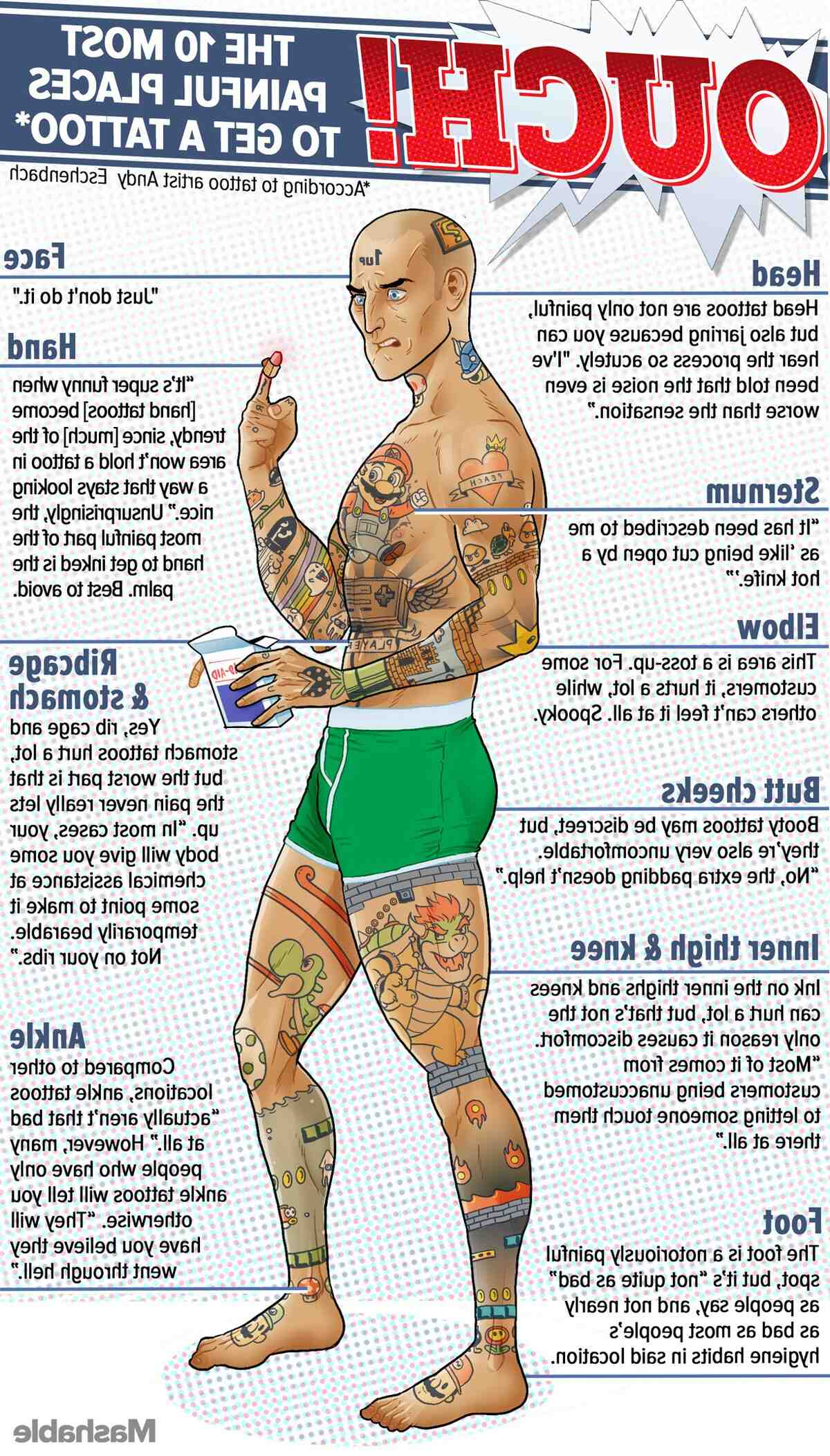 Comment se décider à faire un tatouage ?
