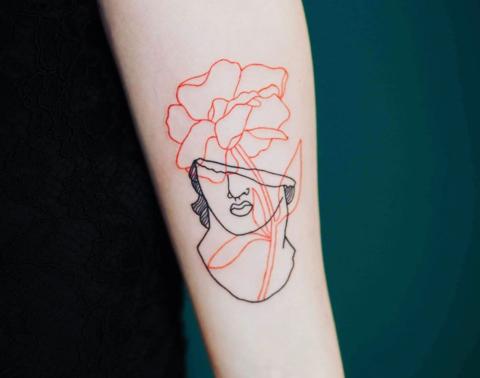 Comment se déroule une séance de tatouage ?