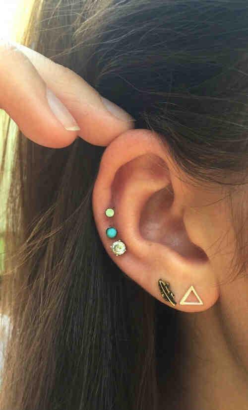Comment se faire percer les oreilles sans avoir peur