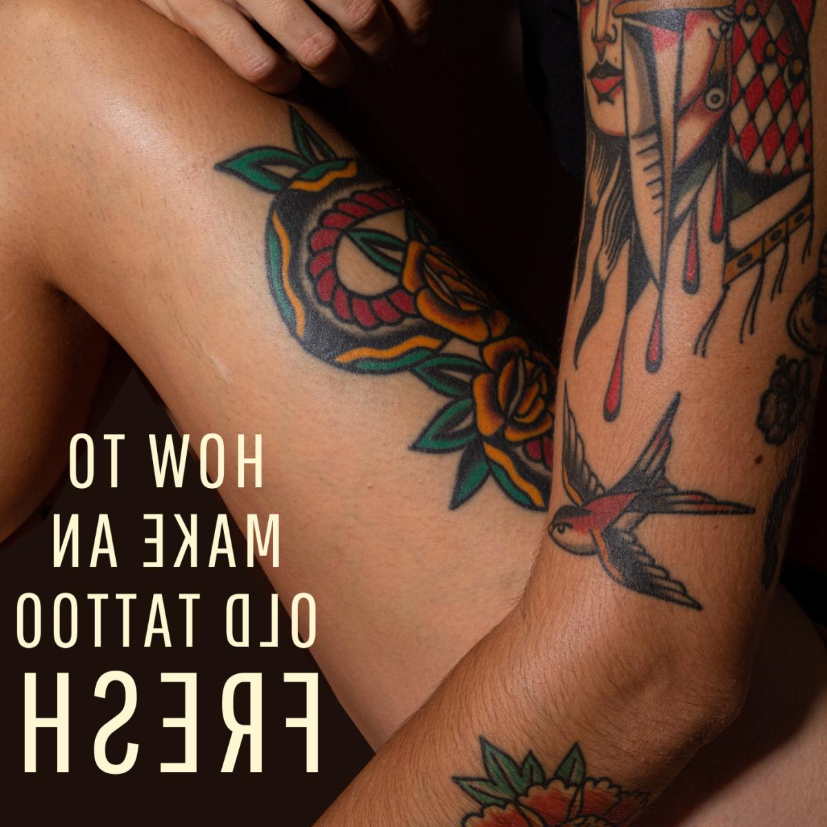 Comment se passe le premier tatouage ?