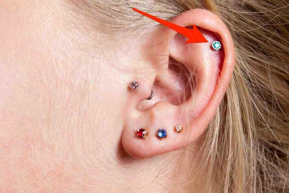 Comment se percer le cartilage ?
