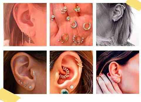 Est-ce que les oreilles percées se Rebouchent ?