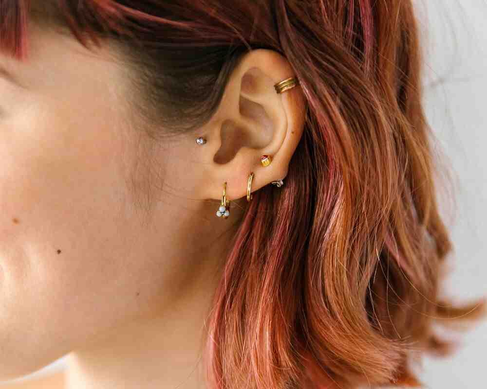 Est-ce que sa fait mal de se faire un piercing à l'oreille ?