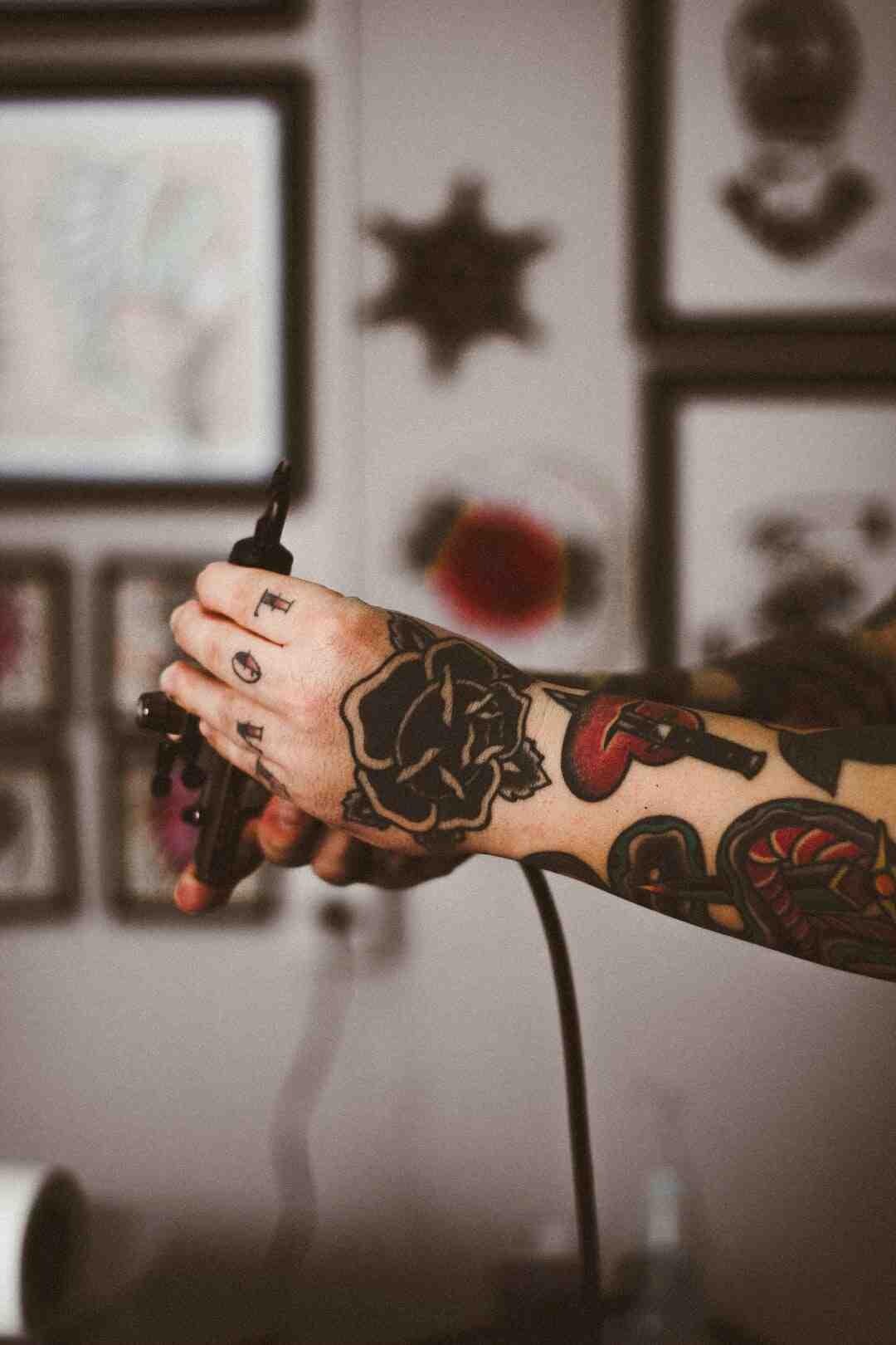 Où se faire un tatouage ?