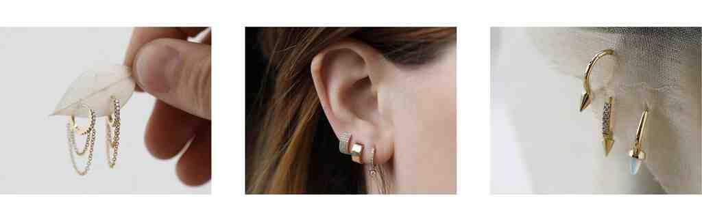 Quand changer boucle d'oreille après perçage ?