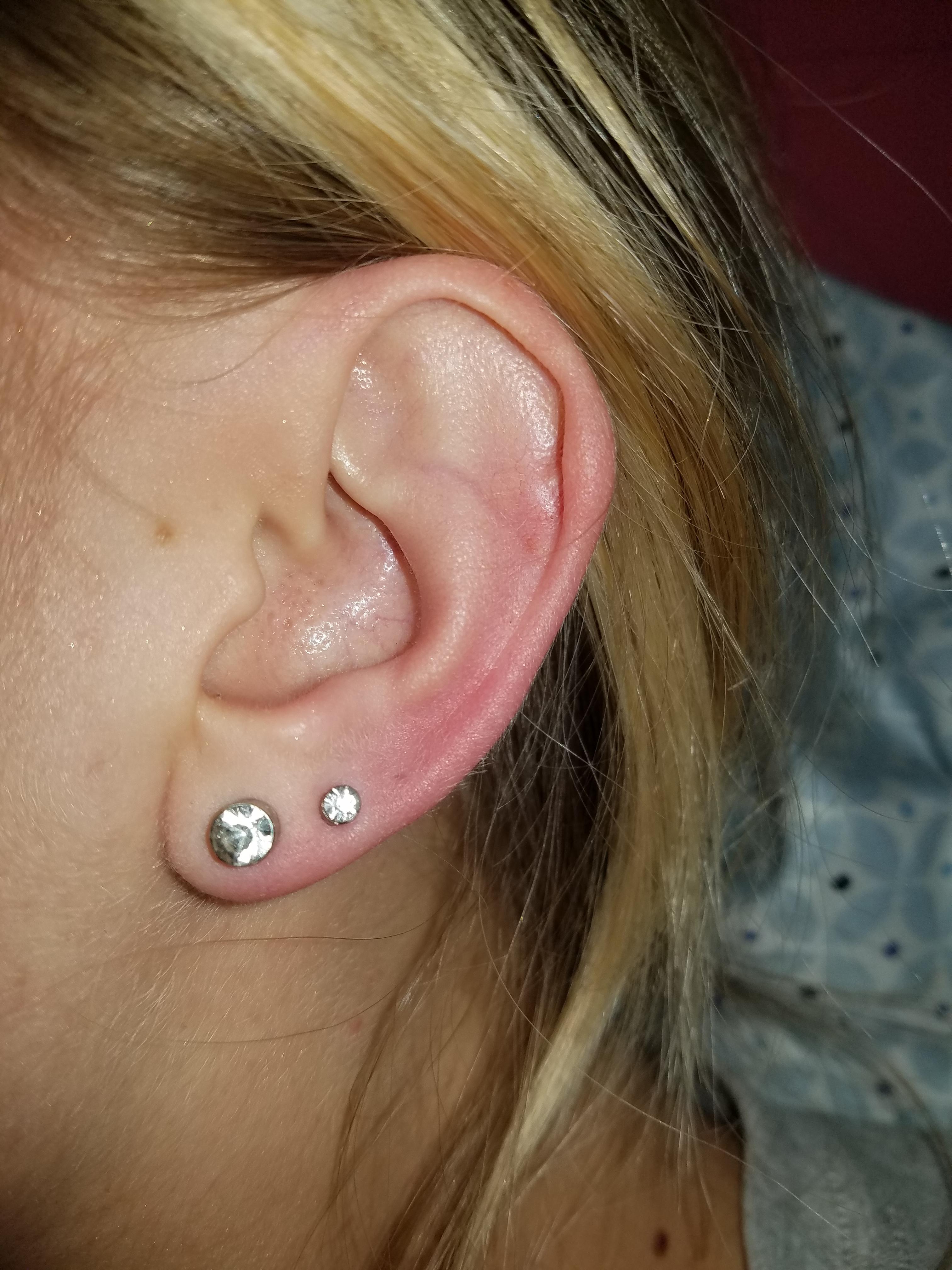 Quel âge pour percer les oreilles d'un bébé ?