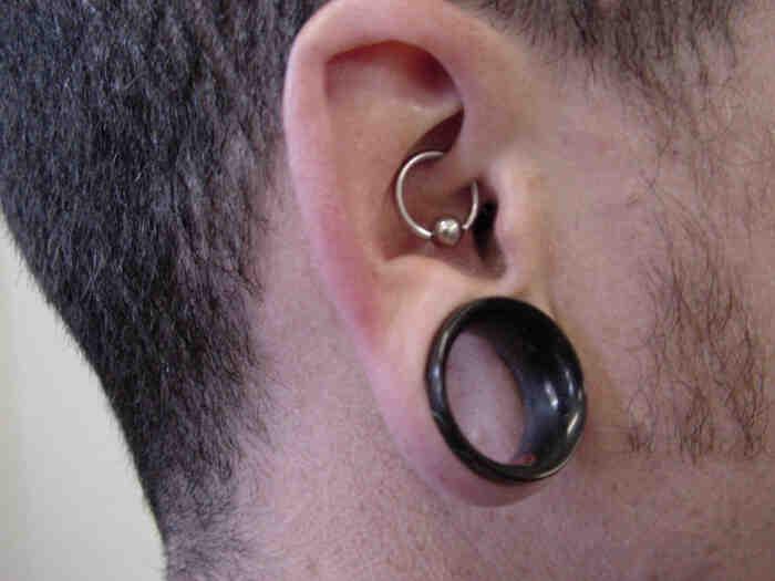 Quel matière pour piercing téton ?