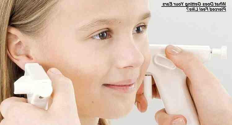 Quel piercing pour mon oreille ?