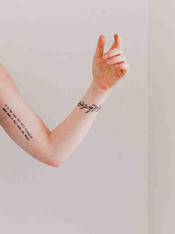 Quel tarif pour un tatouage ?