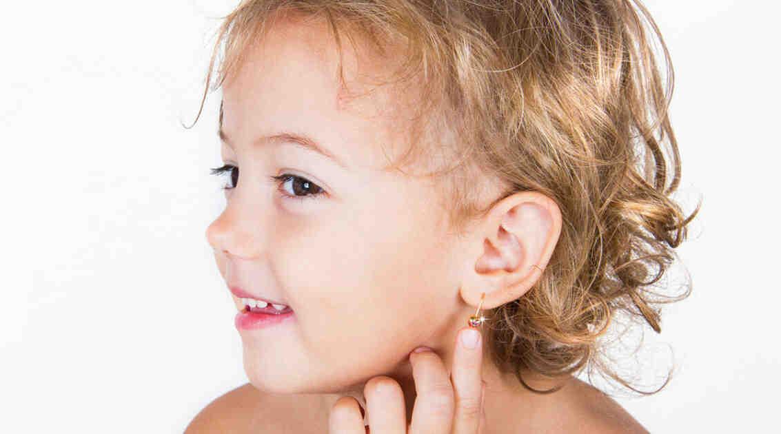 Quelle boucle d'oreille pour eviter infection ?
