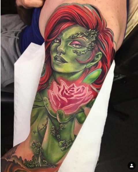 Quelle bras pour un tatouage ?