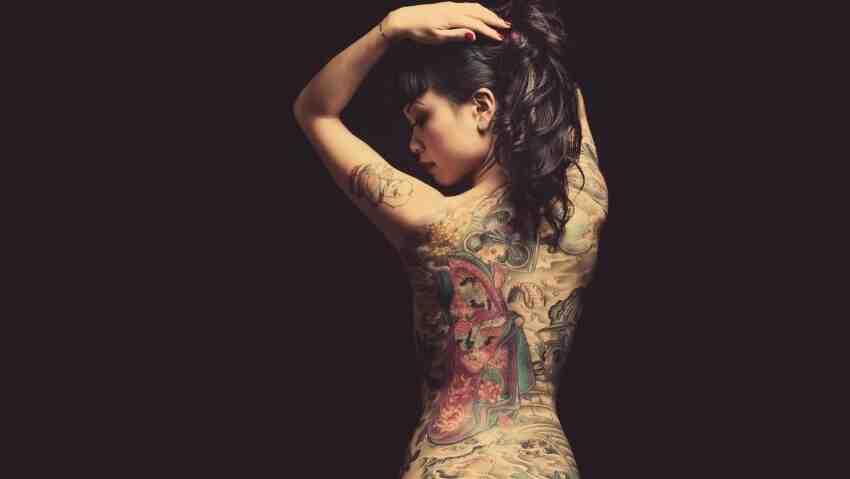 Quelle calligraphie pour un tatouage ?